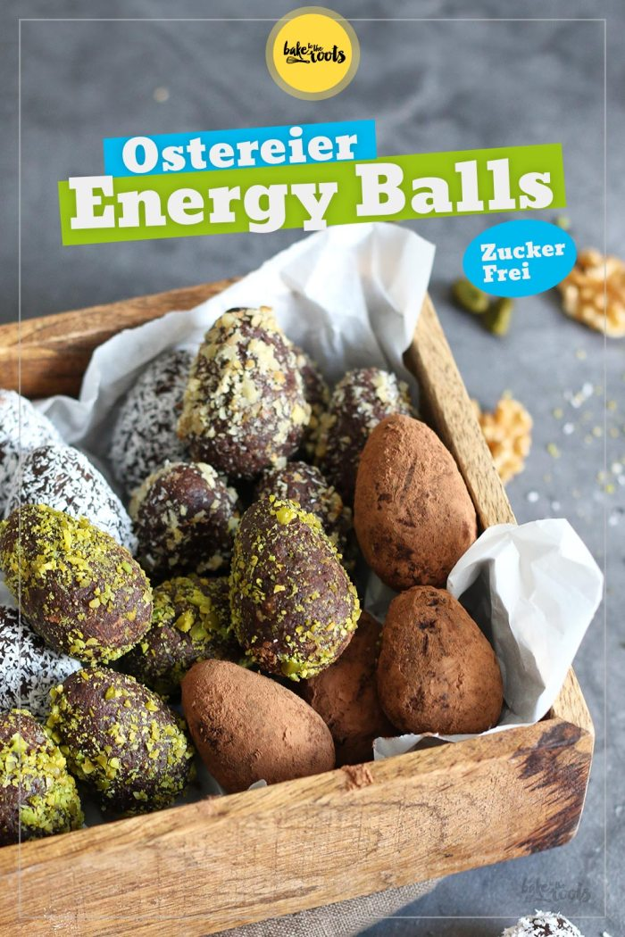 Ostereier Energy Balls | Bake to the roots