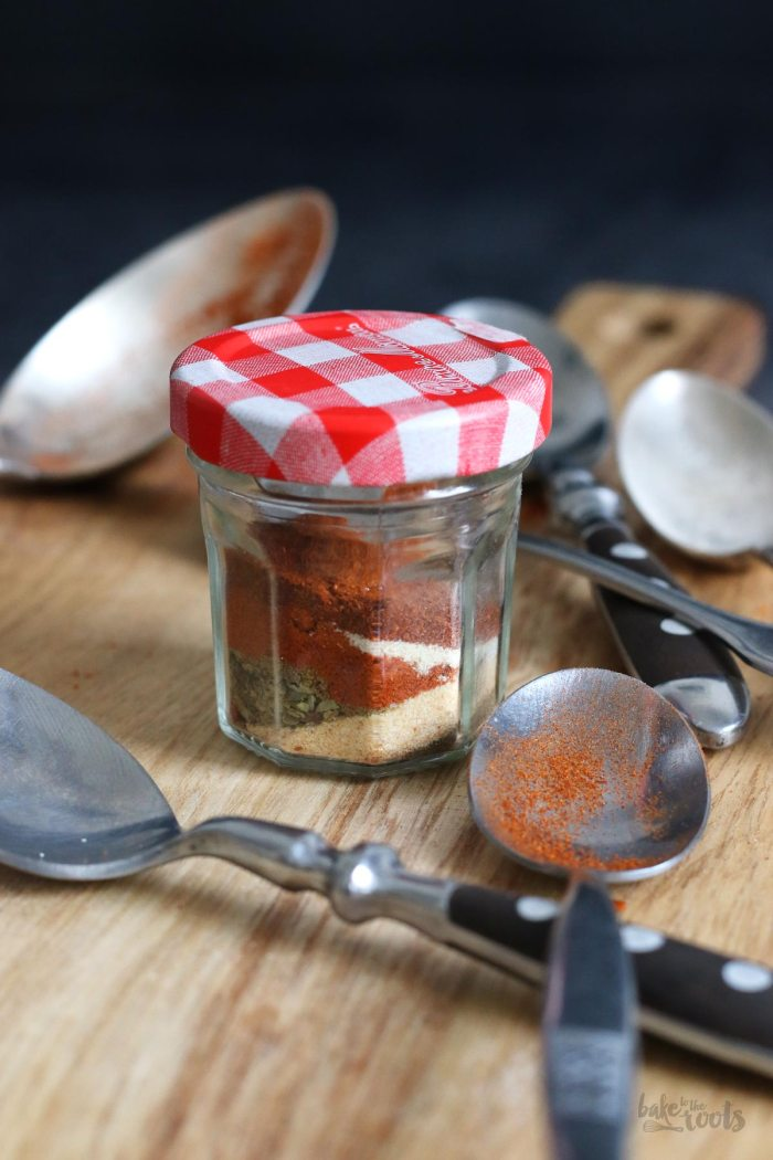 Homemade Taco Seasoning | Bake to the roots