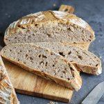 Einfaches Sauerteig Brot | Bake to the roots