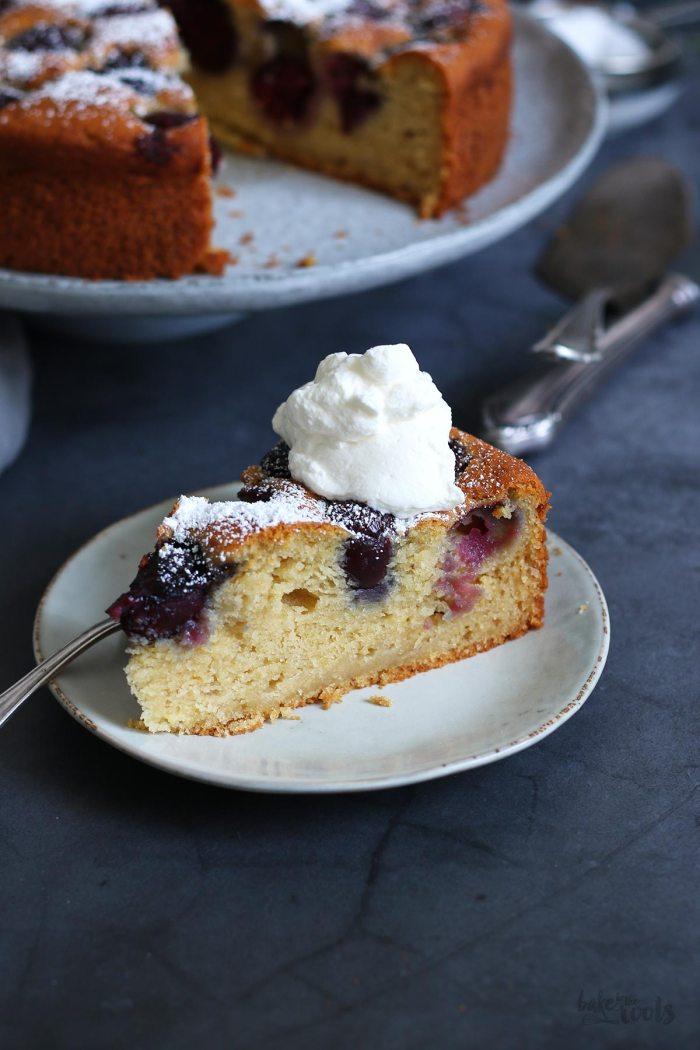 Ricotta Kirschkuchen | Bake to the roots