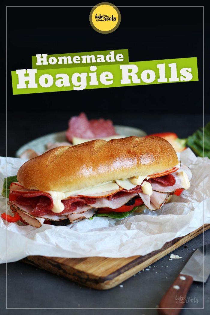 Homemade Hoagie Rolls aka. Basic Sandwich Rolls | Bake to the roots