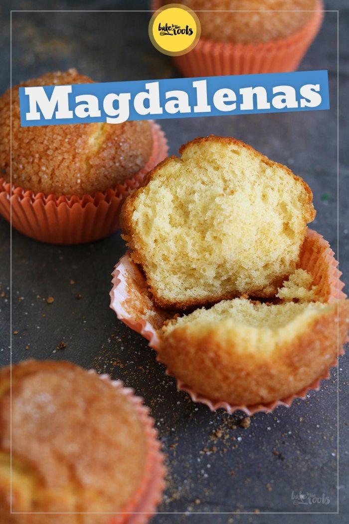Einfache Magdalenas – Spanische Muffins   Bake to the roots