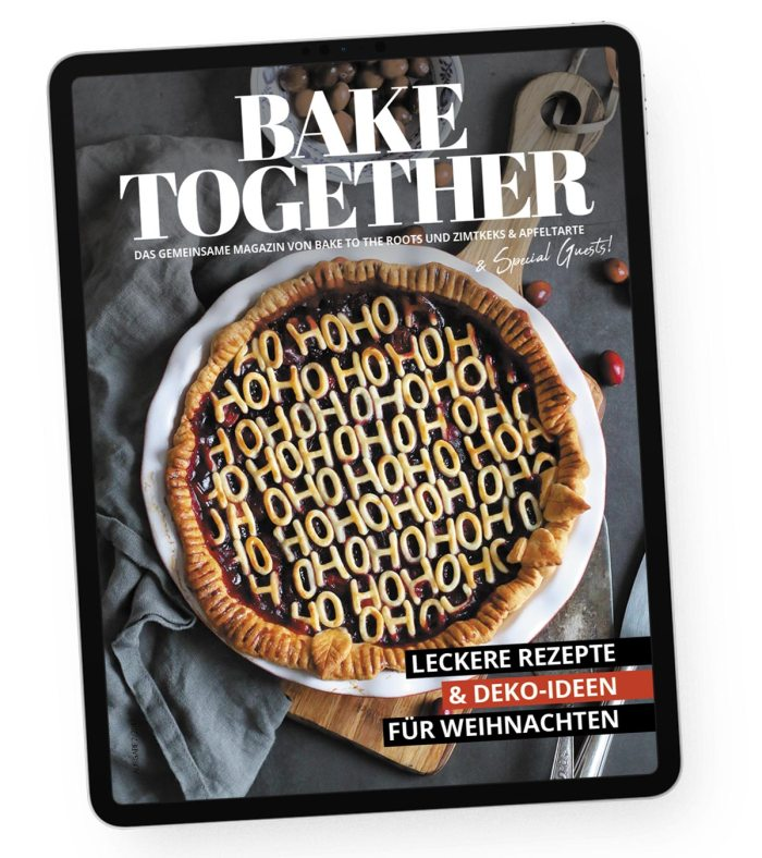 Bake Together E-Book Xmas