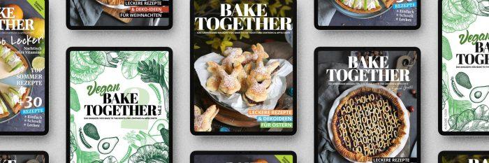 Bake Together E-Books