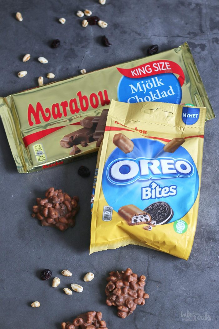 No-Bake Marabou Cookies | Bake to the roots