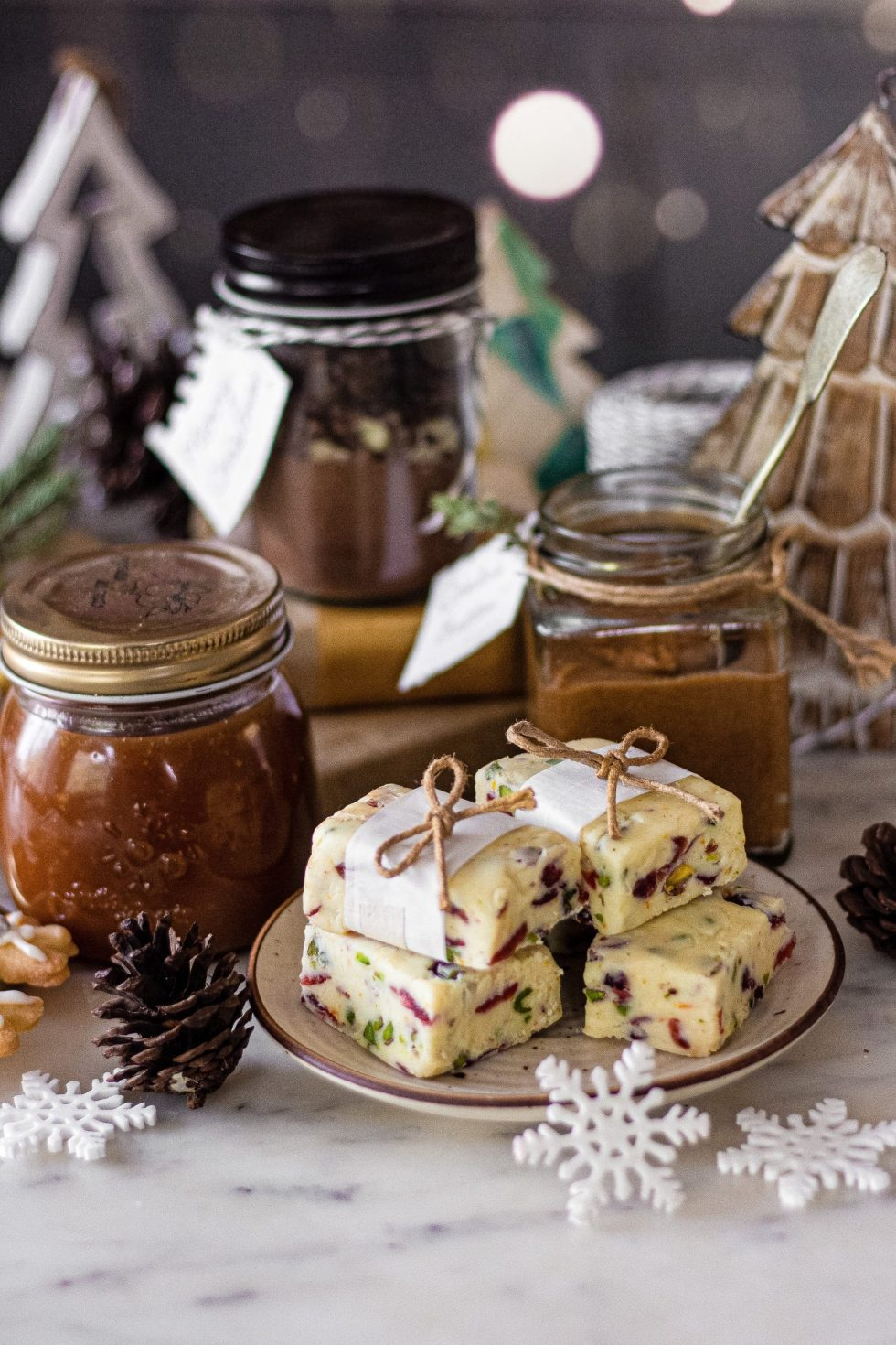 edible christmas gifting ideas