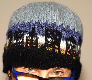 New York Skyline Hat