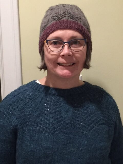 Pullover Show and Tell Sep 2021