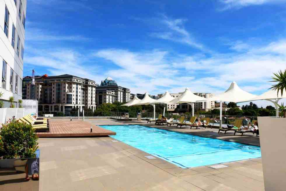Radisson Blu Sandton - A an absoloutely magical weekend with the most delicious food.
