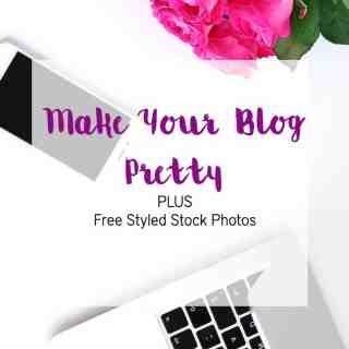 Make Your Blog Pretty