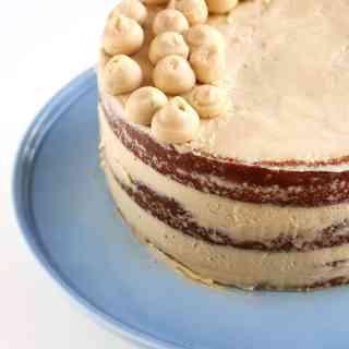 Moist Layered Coffee Cake