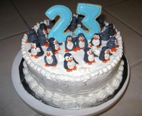Penguin Snowball Fight Baking Aimee S Blog