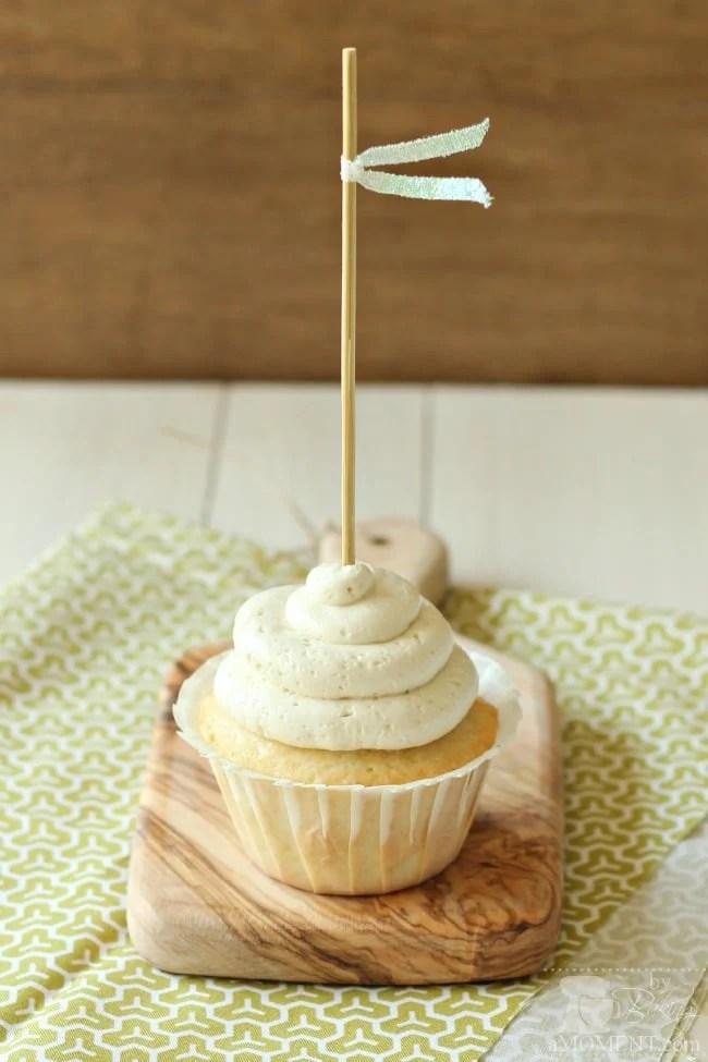 Simply Perfect Vanilla Cupcakes