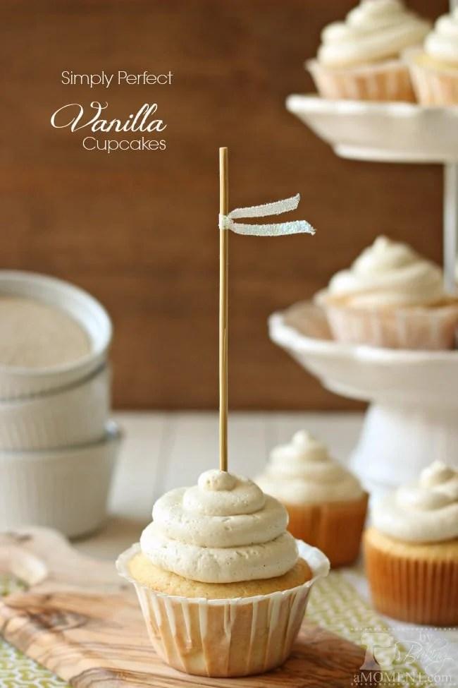 America S Test Kitchen Vanilla Cupcakes