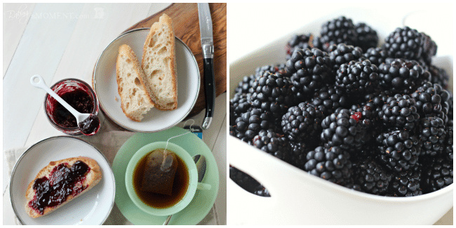Seedless Blackberry Jam, Made Simple | Baking a Moment