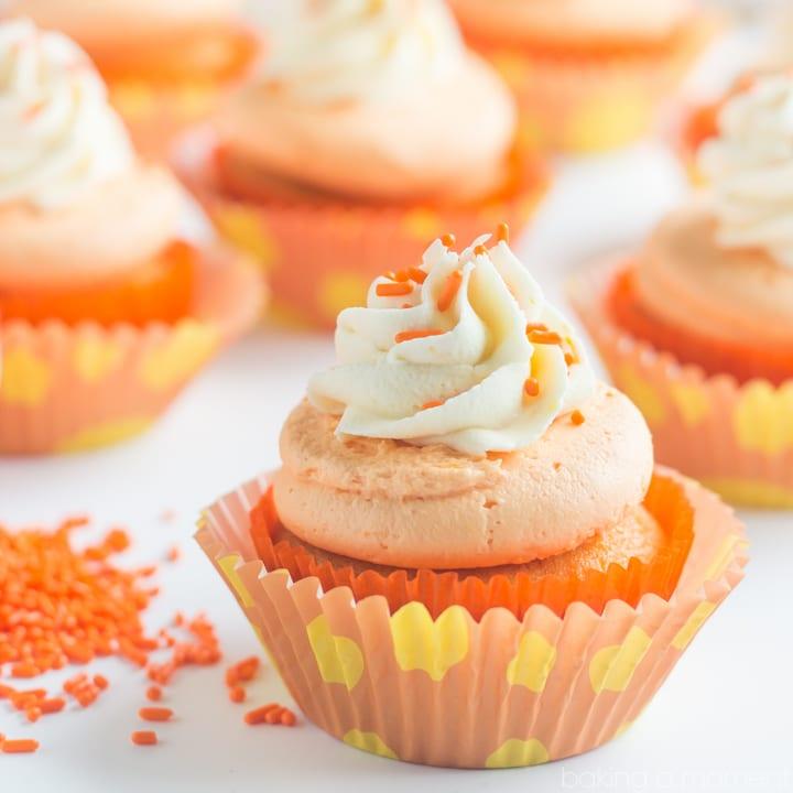 orange creamsicle cupcakes a