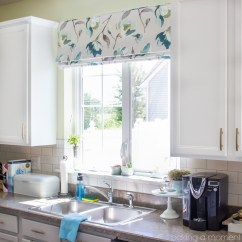Kitchen Window Coverings Stainless Steel Cart With Drawers Choosing Treatments That Are Beautiful And Practical How To Choose Baking A Moment