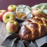 Honey Apple Challah