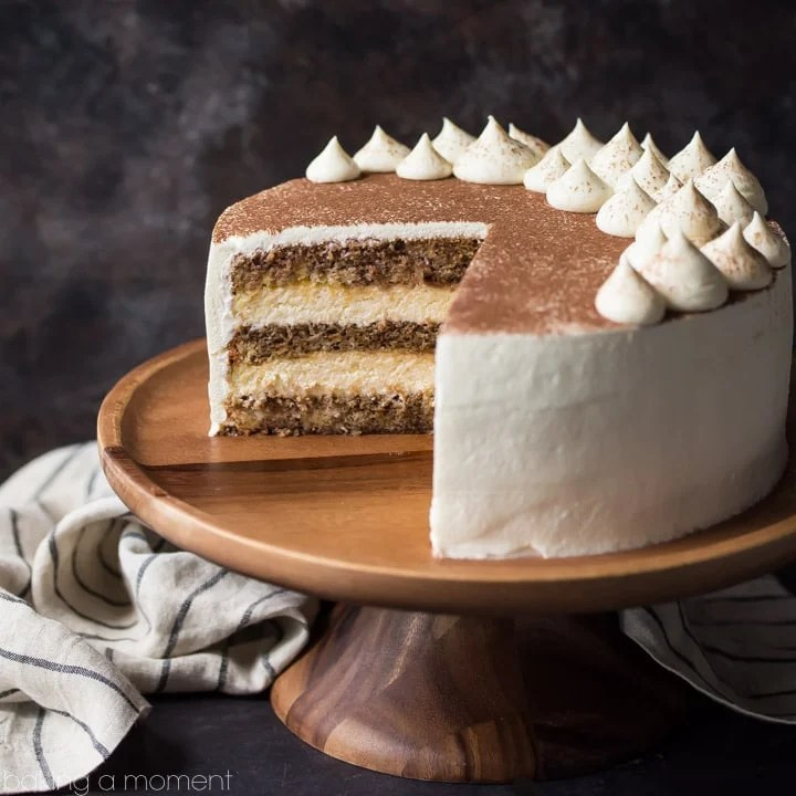 Traditional Tiramisu Cake Recipe
