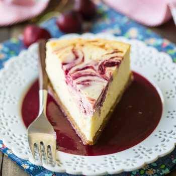 Best Cherry Cheesecake Recipe