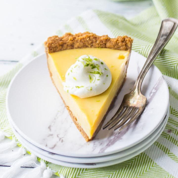 Easy key lime recipe from  scratch