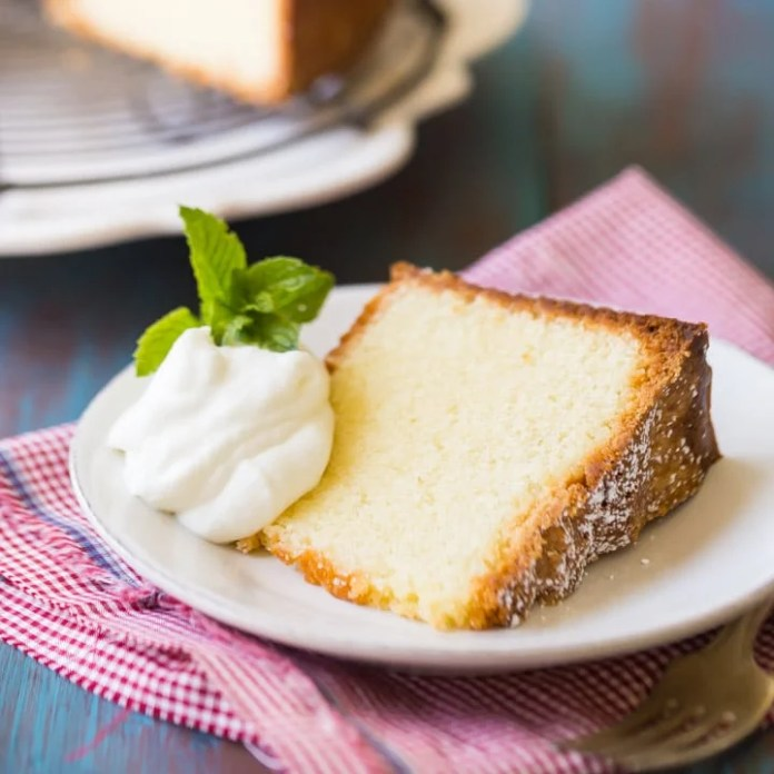 Traditional Pound Cake Recipe Baking A Moment