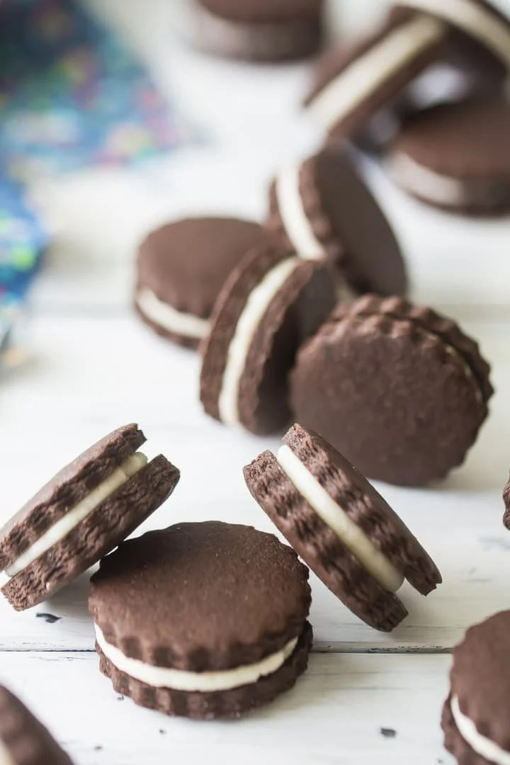 Homemade Oreo Recipe from Scratch