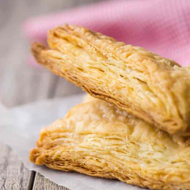 Easy Homemade Puff Pastry