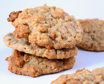 Oatmeal Streusel Cookies