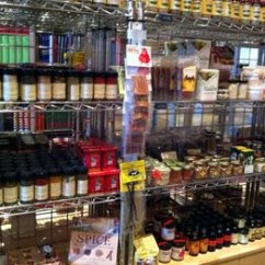 Kitchen Stores Industrial Lighting To Visit In Napa California Baking Bites Spices At The Cia Shackford S Store