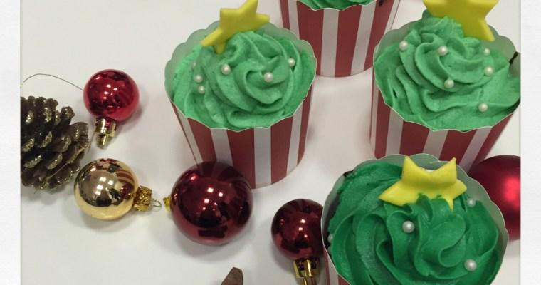Cupcakes mit Frischkäse-Frosting