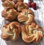 Croissant trifft Muffin: Cruffin