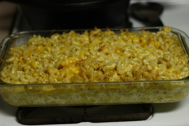 Red Rocket Mac and Cheese
