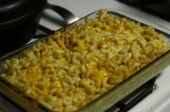Red Rocket Beer Mac and Cheese