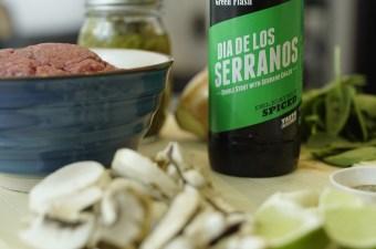 Dia de los Serranos Burgers