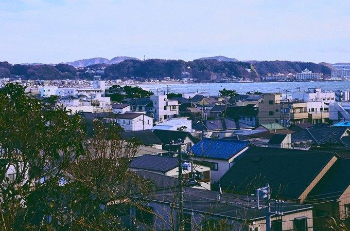 Kamakura by the sea. Top foods to eat in Kamakura