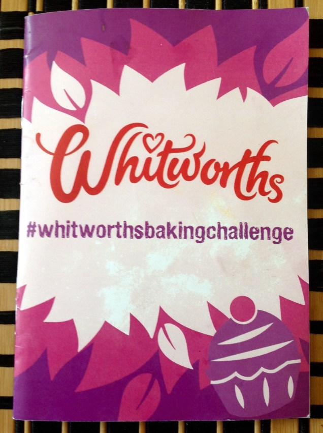 Whitworths Baking Challenge