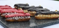 duo of éclairs