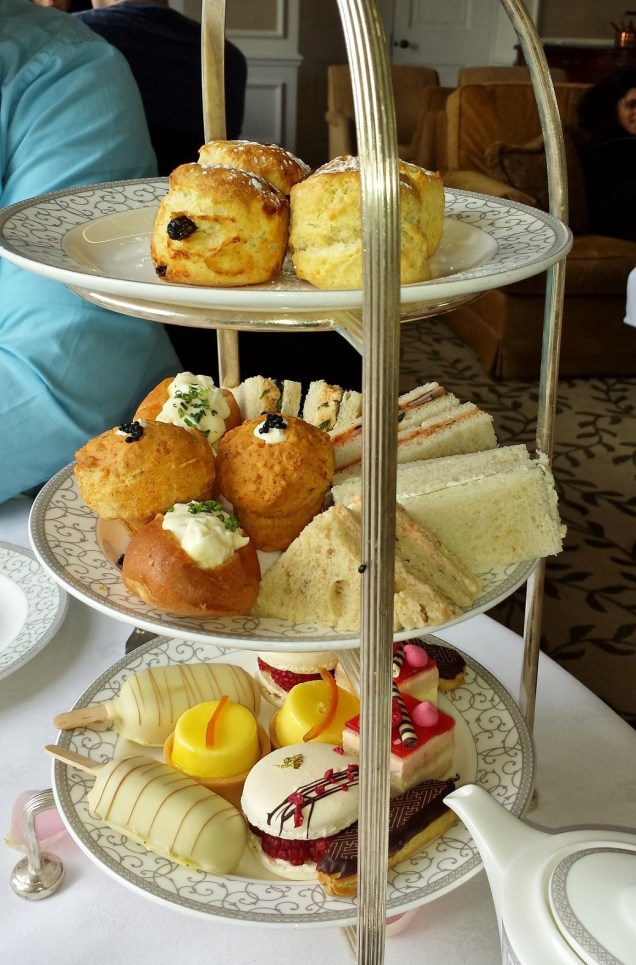 Afternoon Tea at The Four Seasons, Hampshire