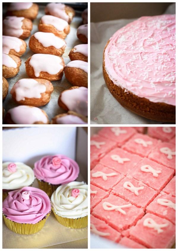Wrap 24 Pretty In Pink Ribbon Breast
