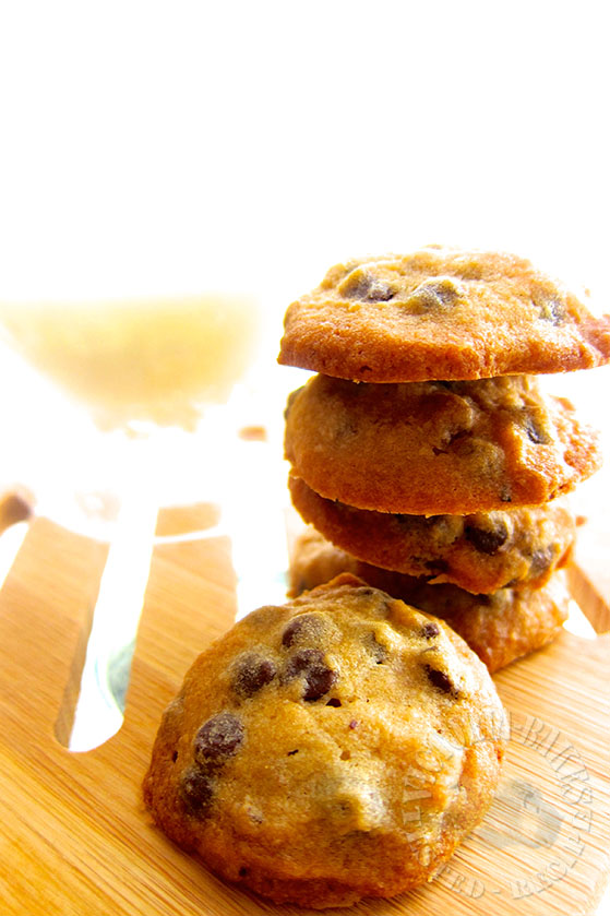 FA chocolate chip cookies