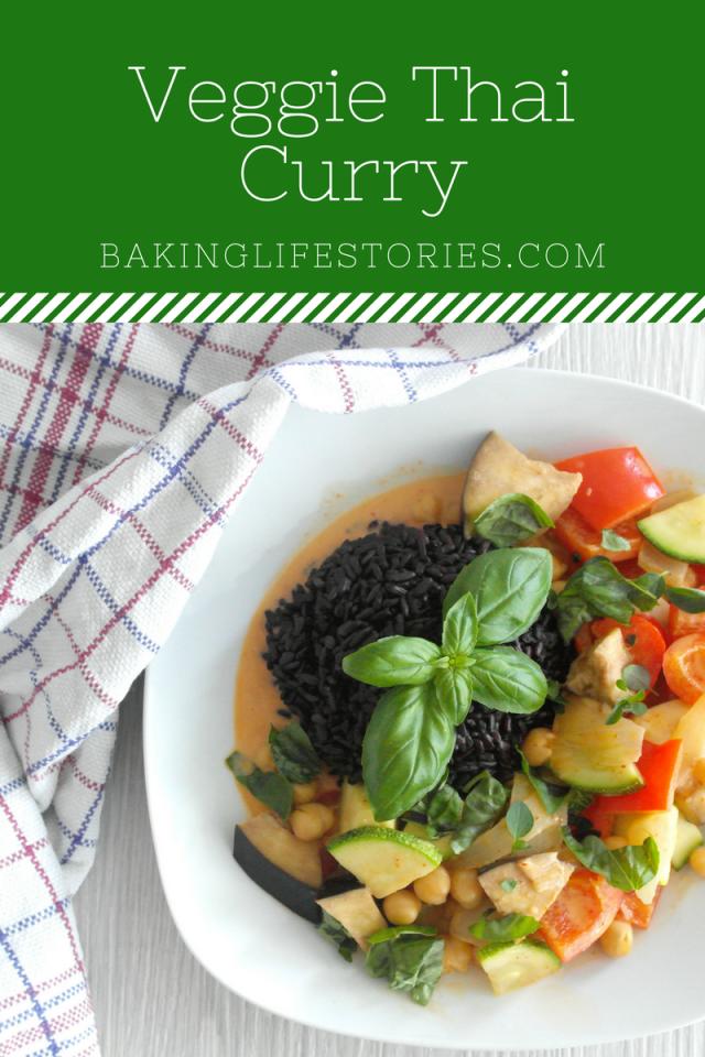 Veggie Thai Curry - Rezept auf Bakinglifestories.com (1)