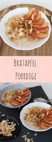 Bratapfel Porrdige