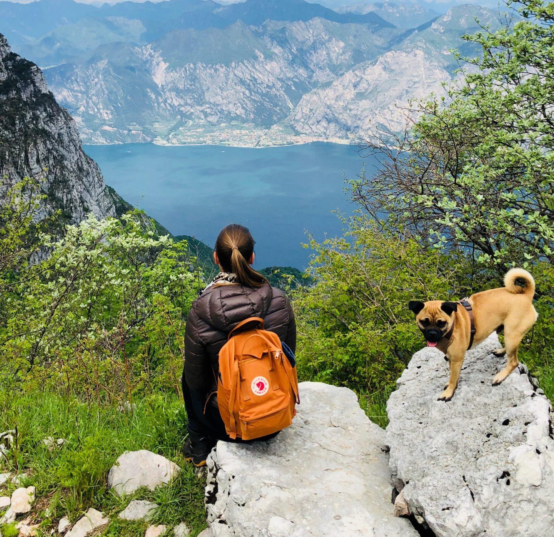 Urlaub mit Hund – eine Woche Gardasee