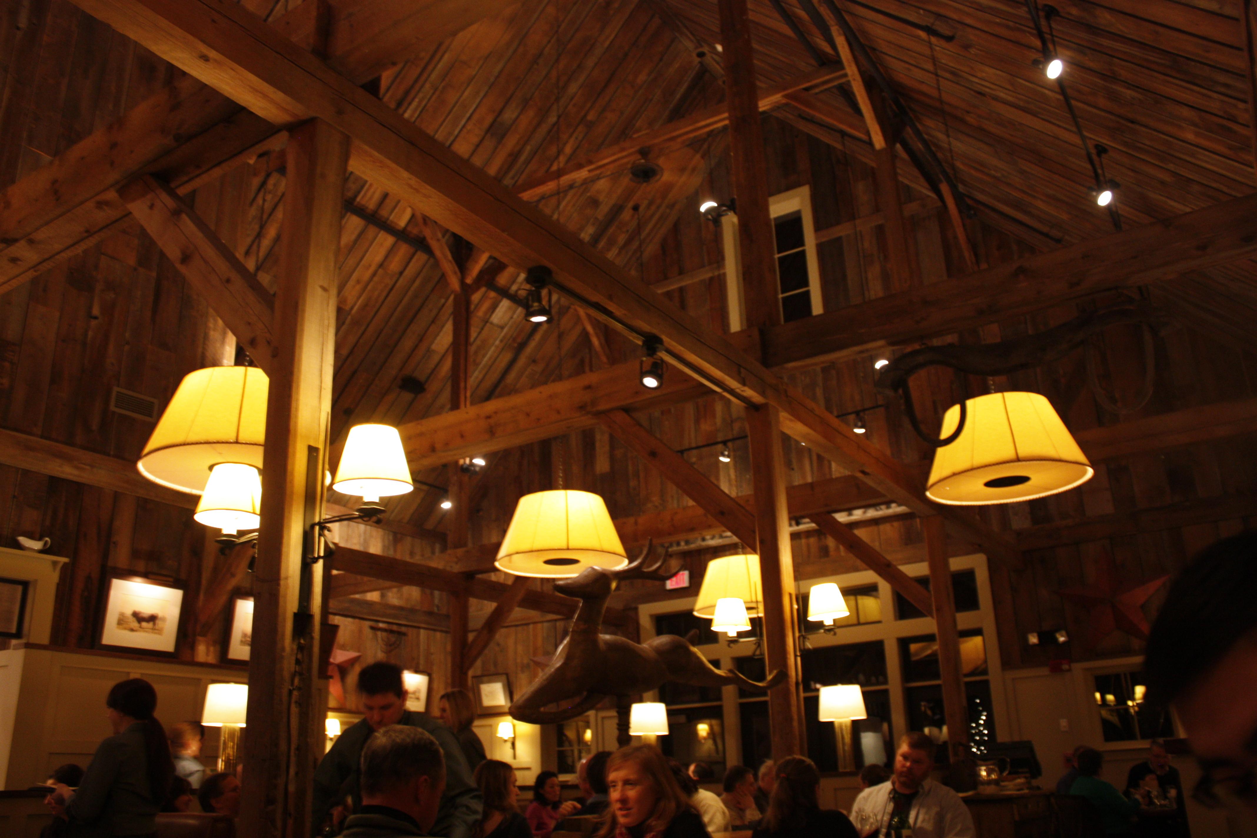 Gibbet Hill Grill Groton MA  BakingMeHungry