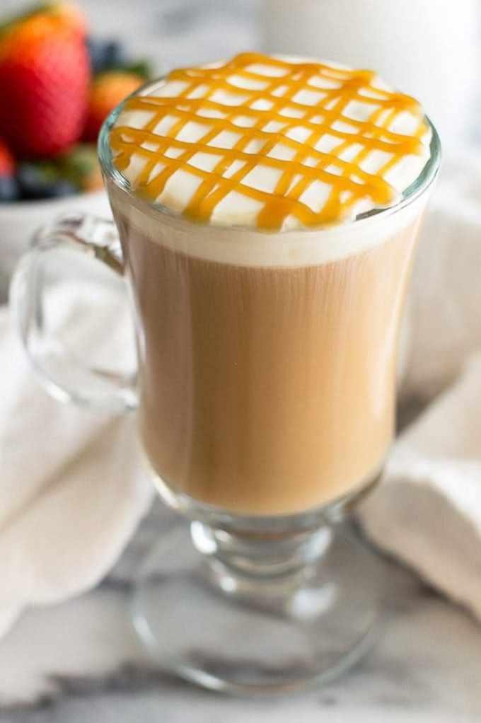 Iced Caramel Macchiato Recipe Mcdonalds | Sante Blog