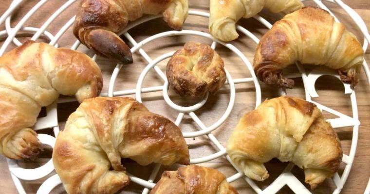 Making Croissants with Blackbird Bread