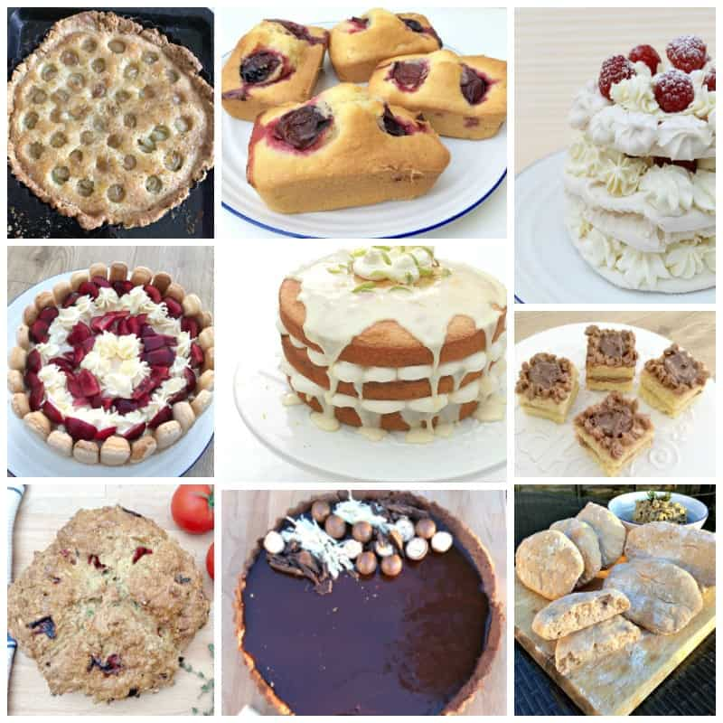 My 2015 Great British Bake Off Bakes in Review