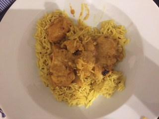 Slow cooker chicken korma - Caroline Makes