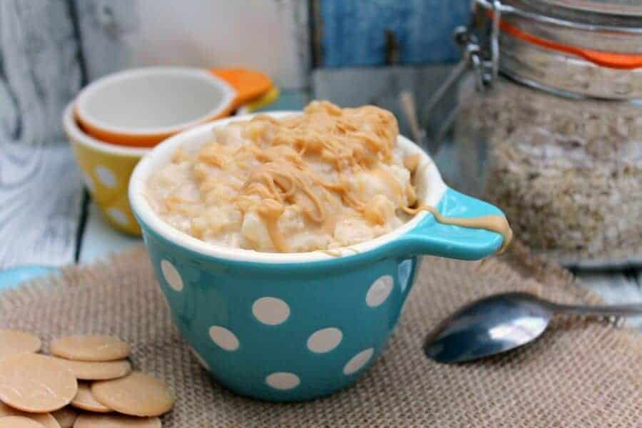 Creamy Slow Cooker Rice Pudding with Caramac